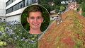 """Od garáže až po střechu paneláku: Pavel (29) dává budovám """"zelený"""" sestřih. Bydlívají v něm včely i brouci"""