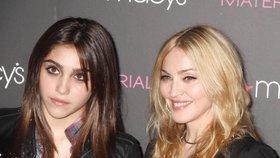 Madonna válčí s dětmi: Dcera s ní nemluví!