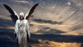 Nevíte si rady? Požádejte o pomoc jednoho z andělů!