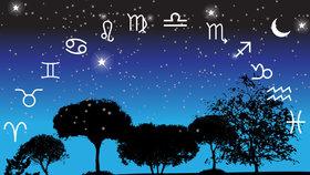 Velký horoskop na říjen: Raky čeká milostná vášeň, Štíři využijí své charizma