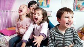 Prvorozený versus benjamínek. Jak pořadí narození ovlivní povahu dětí?