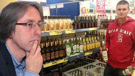 Mládež popíjí ve velkém, rodiče selhávají. Expert kritizuje alkohol v obchodech