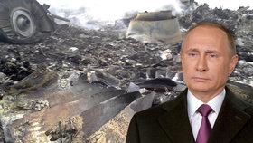 Kdo přikázal sestřelit nad Ukrajinou let MH-17? Putin, tvrdí investigativci