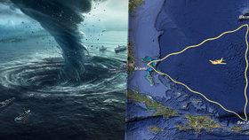 Záhada bermudského trojúhelníku: Polykají lodě obří krátery?!