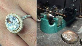 Od kamene k luxusu: Unikátní přeměnu můžete vidět v Praze v Diamantovém muzeu