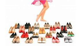 Jak vybrat správné boty, aby vaše nohy netrpěly?