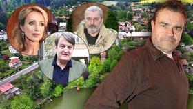 Prodej vily Karla Svobody: Jevany jsou prý prokleté! Deprese, radon i duchové! Celebrity by mohly vyprávět…