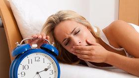 Dobrý spánek je základem kvalitního života