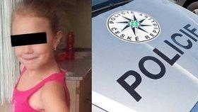 Osmiletá Barborka z Děčína nedorazila domů ze školy, policie po ní vyhlásila pátrání