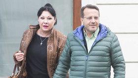 Zdeptaná Dáda Patrasová má strach o italského milence! Kvůli koronaviru