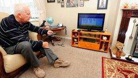 Důchodcům zruší bezplatnou televizi a zavedou poplatky. BBC vytáhne peníze z milionů diváků