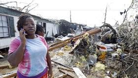 Tornáda pustoší USA: Jen o víkendu jich udeřilo 16, zabila nejméně 11 lidí