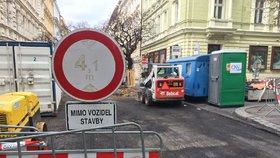 Dopravní komplikace v Uhříněvsi: Ulice Bečovská bude přes září neprůjezdná