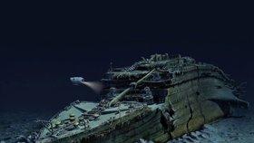 Cestovka nabízí výpravu k potopenému Titaniku. Zájezd vyjde na 2,6 milionu
