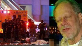 Vrah z Vegas měl 47 zbraní. Před masakrem prý poslal dva miliony přítelkyni