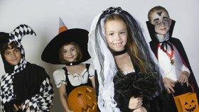 Když Halloween, tak masky. Originální a pořádně děsivé!