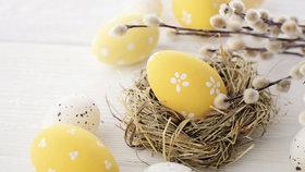 Velikonoční Žluté úterý: Hospodyně v tento den vymetaly pavučiny