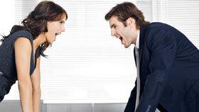 Co platí na jednotlivá znamení v hádce? Na Býky dotyky, na Kozorohy kompromis
