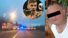 Při nehodě zápasníka Kohouta zemřel Jirka: Jel za snoubenkou, 4 děti přišly o tátu