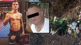 Tragická nehoda zápasníka MMA Kohouta: Se zesnulým Jirkou se loučila rodina. Tatínku, navždy tě budeme milovat
