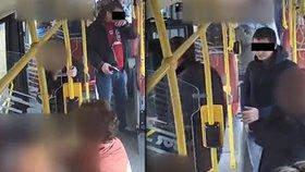 Spadla klec! Policie zadržela cizince, kteří brutálně zmlátili střelce z autobusu na Smíchově
