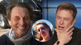 Otec (72) miliardáře Elona Muska má dítě s nevlastní dcerou (30)! Syn ho zavrhl