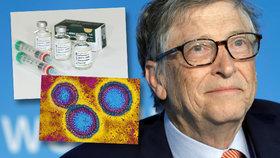 Gates nás chce očipovat a viru se zbavíte česnekem: Pandemii provází dezinformace