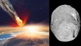 K Zemi míří obří asteroid. Je 50x větší než ten, co vyhubil dinosaury. A už je vidět okem