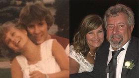 Slíbili si, že se vezmou, pokud budou v 50 pořád sami. Nyní jsou z nich opravdu manželé