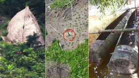 Amazonský prales odhalil další tajemství: Kmen, který se nikdy nesetkal s civilizací!