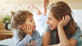 7 frází, které říkejte dětem každý den. Zlepší to váš vztah!