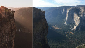 Žádost o ruku přivedla pár na vyhlídku: Zřítili se z 2300 metrů!