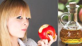 Geniální jablko: 6 rad, proč ho jíst + recept na domácí ocet