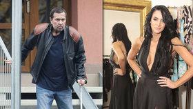 Naštvaná Andrea Pomeje vrací Jirkovi úder: Je to lhář a hajzl!