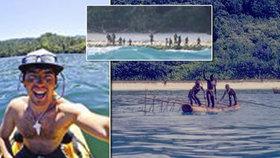 Domorodci rozstříleli turistu (†27) šípy a vlekli ho v oprátce: Chtěl je obrátit na víru!