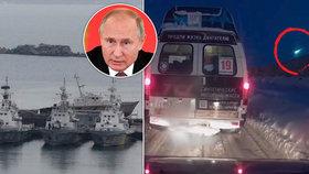 Testuje Putin ničivou zbraň? Exploze nad laboratoří budí obavy kvůli sporu s Ukrajinou