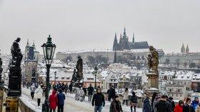 Brutální skok: V Česku se ochladilo o 18 °C, konec února ale bude nejteplejší za 11 let