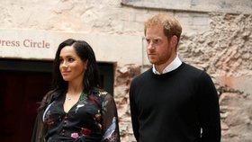 Další fatální chyba: Meghan a Harry se všem smějí do očí? To myslí vážně?