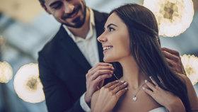 Šperky, které chceme dostat na Valentýna aneb přesný návod pro muže!