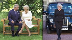 Vévodkyně Camilla popsala trapas z taxíku! Přišel hysterický smích