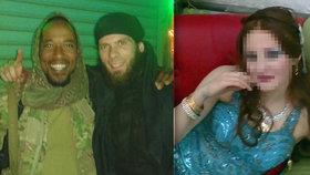 Z prostitutky nevěstou ISIS. Němka popsala svatební noc v mučící komnatě