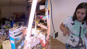 Nechutná Výměna manželek: Krvavá postel a špína v domě Moniku (21) šokuje