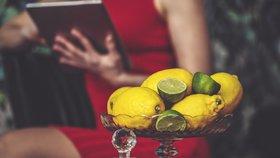 Zapomeňte na chemii. Citron vyřeší úklid celé domácnosti!