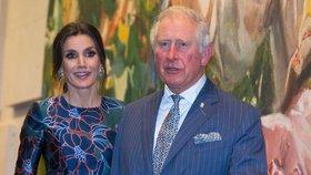 Gentleman princ Charles: Místo oprávněných výčitek vytasil polibky!