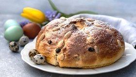 Nejlepší velikonoční mazanec: Recept, podle kterého ho snadno zvládnete