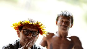 Horníci zaútočili na domorodce v amazonském pralese, prý ubodali vůdce