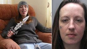 Ani vězení ji nezadrží. Sériová vražedkyně klade pasti na své oběti i zpoza mříží