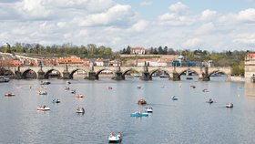 Tropy v Praze. První červnový týden svým počasím předběhne léto