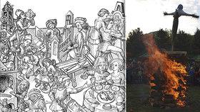 Čarodějnice přicházejí, po pauze budou i v Praze. Co obnáší Valpuržina noc?