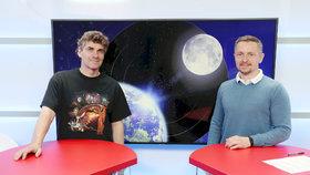 Expert popsal unikátní zdroje Měsíce a Marsu. Co nás čeká při dobývání vesmíru?